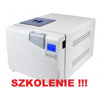 Autoklaw KLASY B z drukarką 8 litrowy