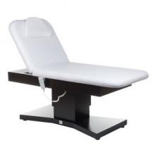Leżanka Łóżko do masażu elektryczne BD-8263 wenge