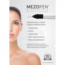MezoPen mezoterapia mikro igłowa