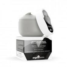Maska algowa DETOX z aktywnym węglem 200ml Organic Series