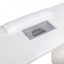 Stolik Biurko do manicure z pochłaniaczem BD-3425+P BIAŁY