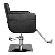 Hair system fotel fryzjerski sm311 czarny