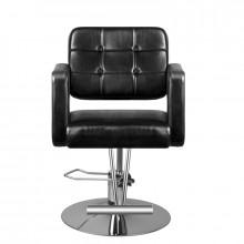 Hair system fotel fryzjerski 90-1 czarny
