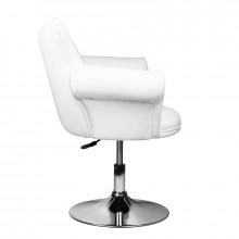 Fotel gracja biały