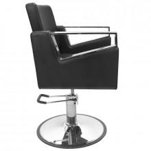 Gabbiano fotel fryzjerski wilno czarny