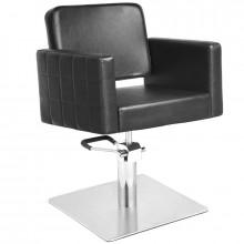 Gabbiano fotel fryzjerski ankara czarny