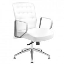 Fotel kosmetyczny rico 299 biały