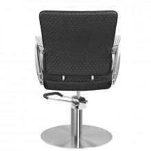 Gabbiano fotel fryzjerski sevilla czarny