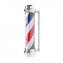Plafon podświetlany barber shop