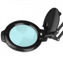 "Lampa lupa led moonlight 8012/5"" black do blatu"