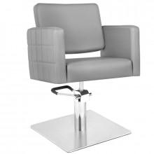 Gabbiano fotel fryzjerski ankara szary