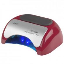 LAMPA PROFESSIONAL 2W1 UV LED+CCFL 48W TIMER+SENSOR CZEWONA
