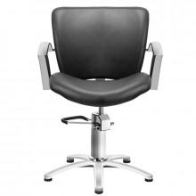 Gabbiano fotel fryzjerski modena czarny