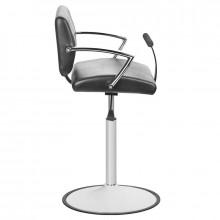 Gabbiano fotel fryzjerski dla dzieci lapsen czarny