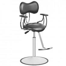 Gabbiano fotel fryzjerski dla dzieci child czarny