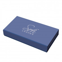 Sofi lashes zestaw pęset do rzęs titanium blue