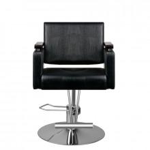 Hair system fotel fryzjerski 690-189 czarny\n