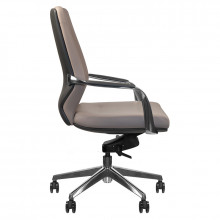 Fotel kosmetyczny rico 711b jasno szary