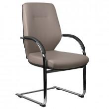 Fotel kosmetyczny rico 711c jasno szary
