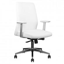 Fotel kosmetyczny rico 716b biały