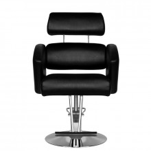 Hair system fotel fryzjerski hs02 czarny\n
