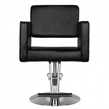 Hair system fotel fryzjerski hs33 czarny\n