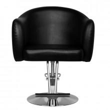 Hair system fotel fryzjerski hs05 czarny\n