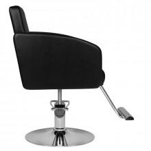 Hair system fotel fryzjerski hs40 czarny\n