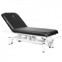 Leżanka elektr. do masażu azzurro 684 1 siln. czarna
