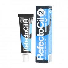 Henna żelowa refectocil 2 nieb.-czarna