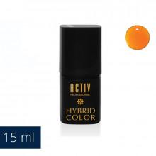Lakier hybryd 20 hula hoop orange neonowy pomarańcz