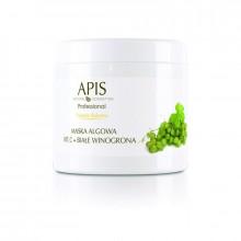 APIS Vitamin Balance maska algowa wit. C + białe winogrona 250g