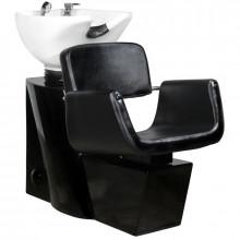 Gabbiano myjnia fryzjerska helsinki czarna