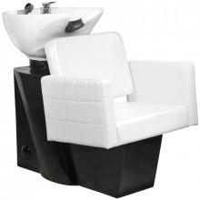 Gabbiano myjnia fryzjerska ankara biała
