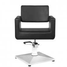 Gabbiano fotel fryzjerski turyn czarny