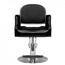 Hair system fotel fryzjerski hs24 czarny\n\n