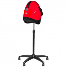 Gabbiano suszarka stojąca hood lx-201s jedna prędkość czerwona