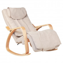 Fotel bujany relax z masażerem