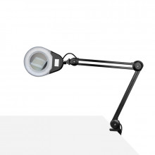 LAMPA LUPA LED ECO BLACK DO BLATU