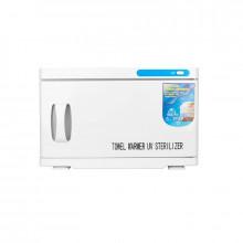 Podgrzewacz do ręcznikow ze sterylizatorem 16l white
