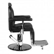 Hair system fotel barberski sm138 czarny