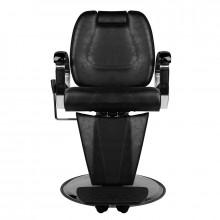 Hair system fotel barberski sm101 czarny