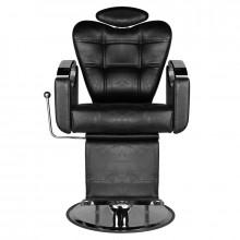 Hair system fotel barberski sm107 czarny