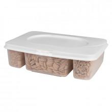 Zestaw szpatułek drewnianych do depilacji - pudełko 400szt.