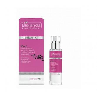 BIELENDA Essence of Asia GLOW! Rewitalizujące serum do twarzy z olejem z Kamelii Japońskiej 30ml