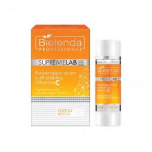 BIELENDA Energy Boost Rozjaśniające serum ze stabilną Witaminą C 15ml