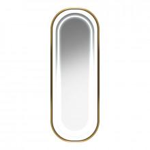 Gabbiano konsola fryzjerska podświetlana b098 złota