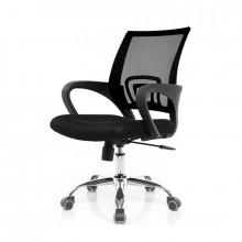Fotel biurowy eco comfort 66 czarny