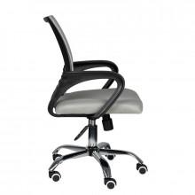 Fotel biurowy eco comfort 66 czarno - szary