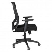 Fotel biurowy comfort 32 czarny